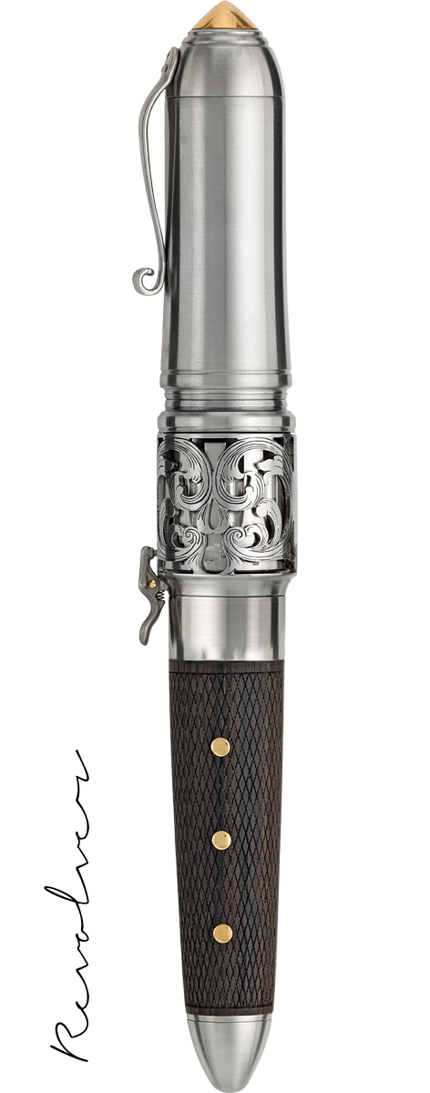 Montegrappa - Revolver Limited Editions