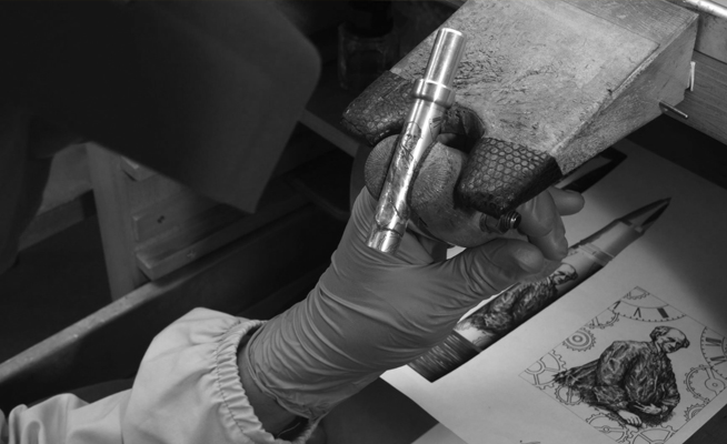 HAND-ENGRAVING