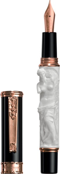 Venus de Milo Fountain Pen, Bronze