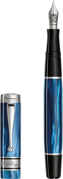 Duchess of York Fountain Pen, Ocean